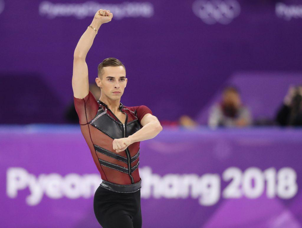 Adam Rippon atletas LGBTQ