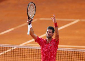 Novak Djokovic da positivo por coronavirus tras participar en un torneo amistoso de tenis
