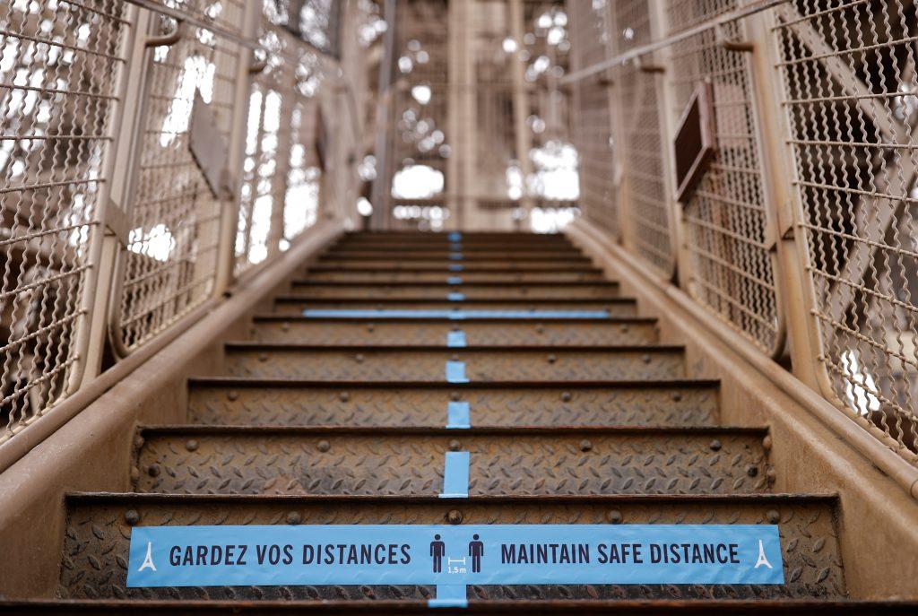 escalones de la Torre Eiffel   Business Insider Mexico