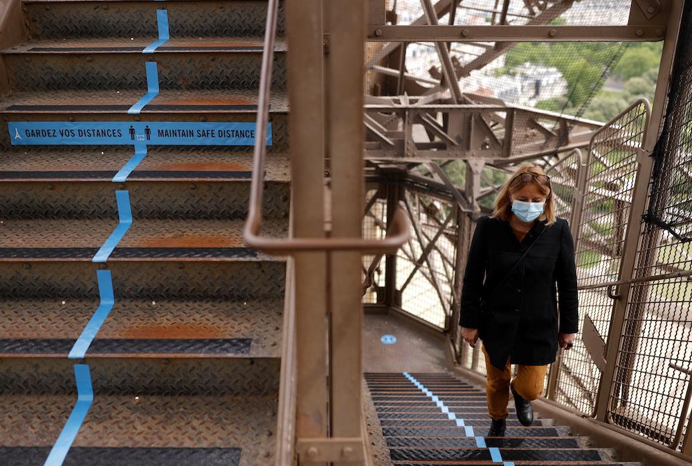 visitantes deberán usar las escaleras de la Torre Eiffel   Business Insider Mexico