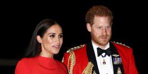 El príncipe Harry y Meghan Markle firman con la misma agencia de oradores de lujo que trabaja con Barack y Michelle Obama