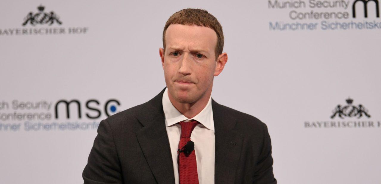 Zuckerberg Coca-Cola