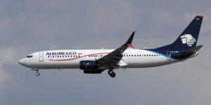 Aeroméxico logra acuerdo con empresa canadiense para recibir apoyo financiero por 100 millones de dólares
