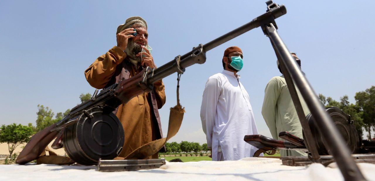 afganistán taliban talibanes eu rusia soldados