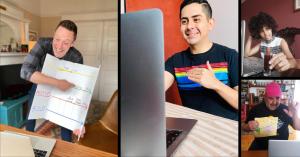 Estos hosts mexicanos de Experiencias en línea de Airbnb comparten cómo es la comunidad LGBT+ en nuestro país — y la apoyan haciendo lo que más les gusta