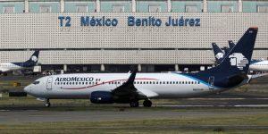Aeroméxico iniciará una reestructura financiera en Estados Unidos para sobrevivir a la pandemia de coronavirus