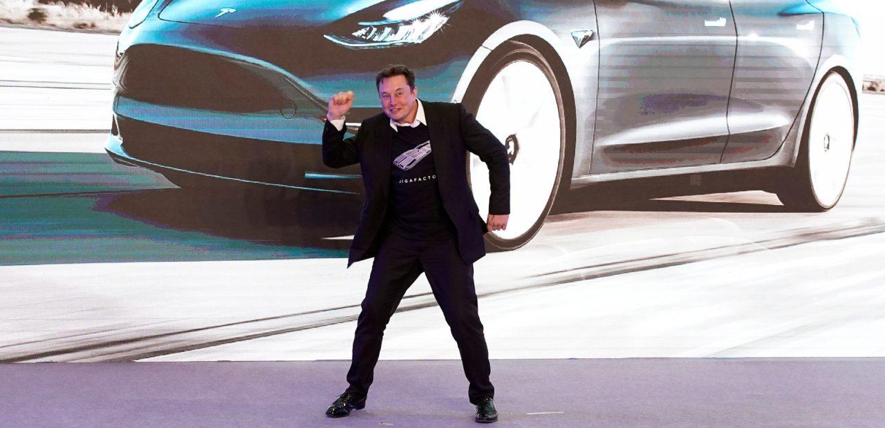 Tesla Toyota