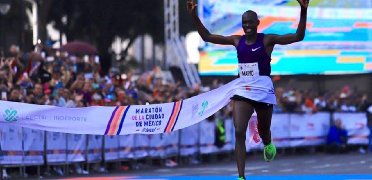 maraton ciudad de mexico 2019