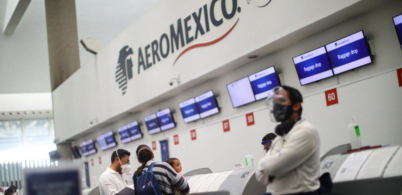 GAP ayudará a Aeromexico durante reestructura   Business Insider Mexico