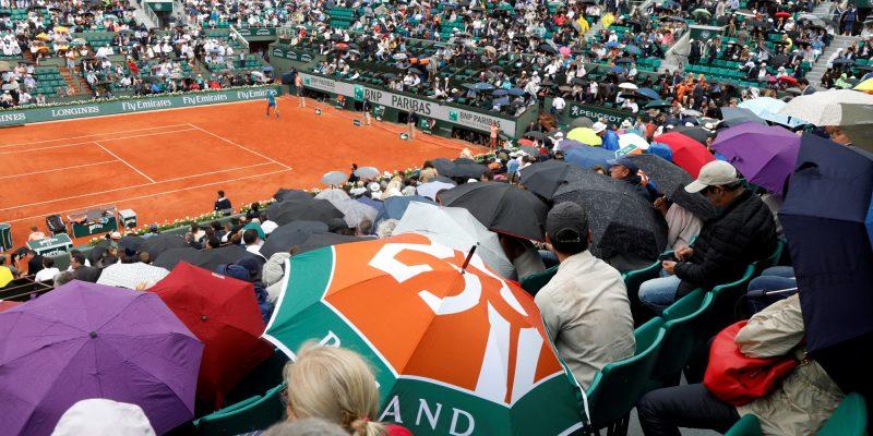 Volverá el público al tenis: Roland Garros se jugará  hasta con 60% de su capacidad