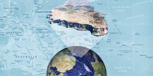 Nuevos mapas revelan detalles sobre el tamaño y la forma de Zelandia, el continente hundido bajo el Océano Pacífico