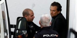 Tribunal español aprueba extradición de Emilio Lozoya, exdirector de Pemex, a México