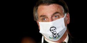 Jair Bolsonaro da positivo a coronavirus, luego de desestimar la enfermedad como una «gripe» durante meses