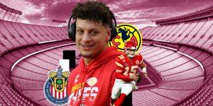 ¿Cuántos equipos de la Liga MX se podrá comprar Patrick Mahomes con los 450 mdd que ganará en 10 años?