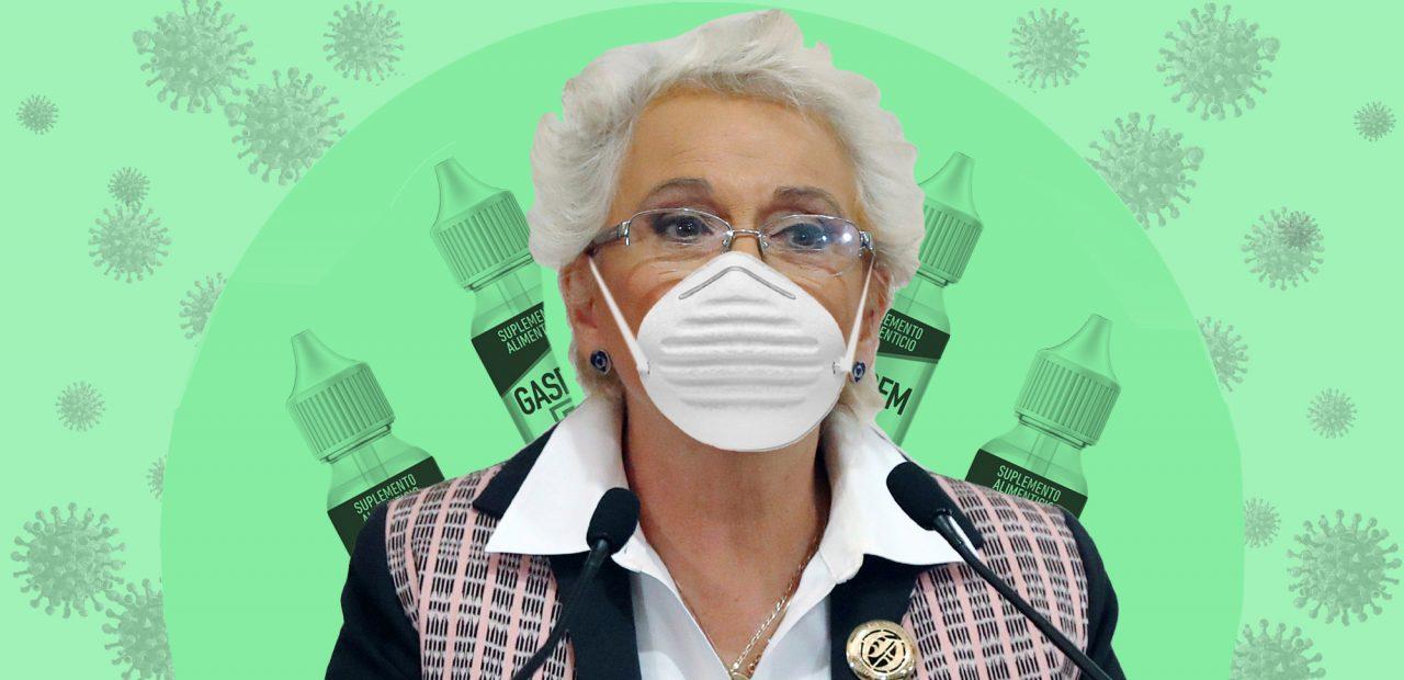 gasdem | Olga Sánchez Cordero | Business Insider México