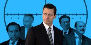 5 personajes del círculo cercano de Enrique Peña Nieto que la 4T de AMLO tiene en la mira– y no descarta ir tras el propio expresidente