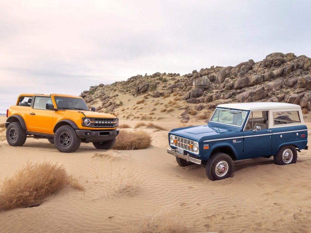 Ford Bronco | Business Insider Mèxico