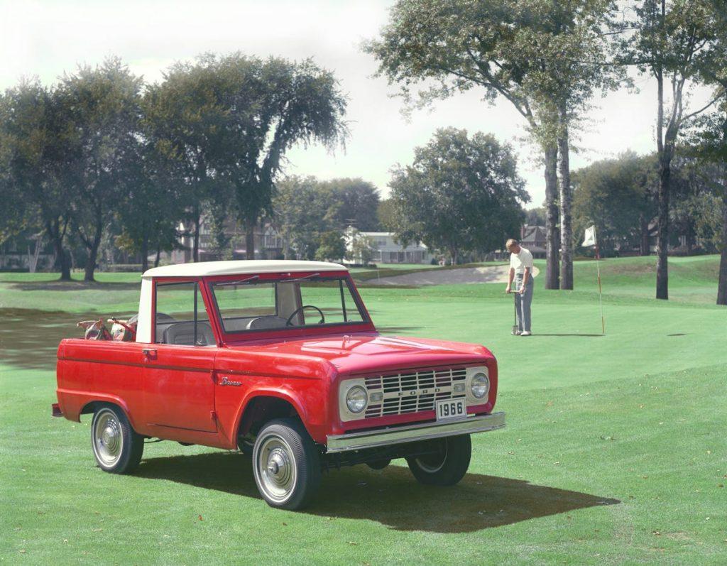 Pick Up | Ford Bronco | Business Insider México