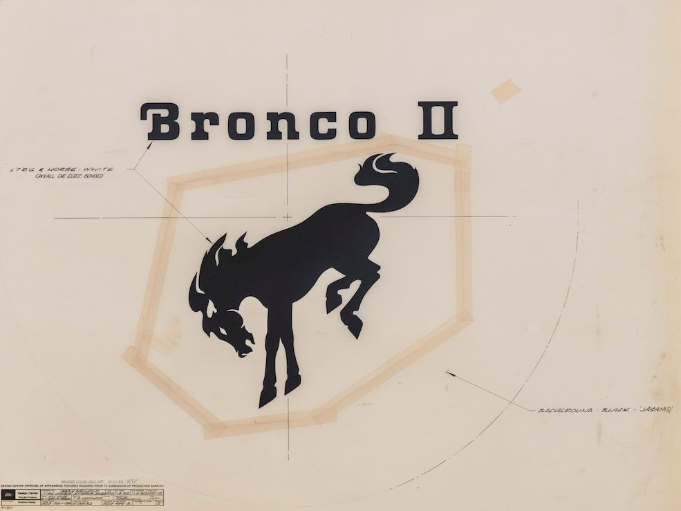 Ford Bronco | Insignia | Business Insider México