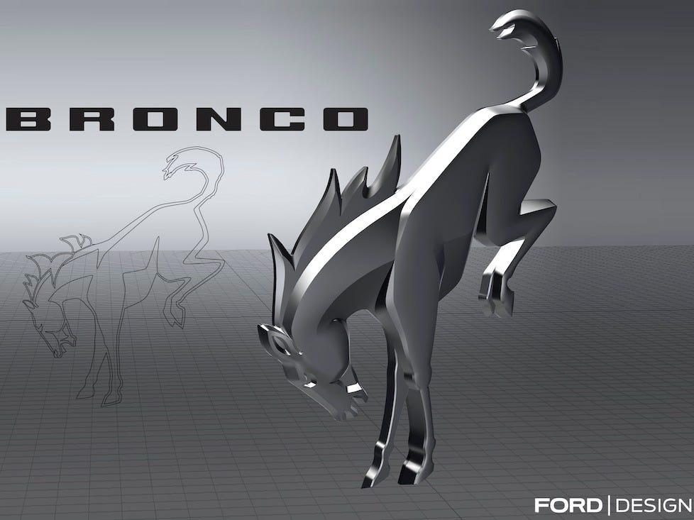 Ford Bronco | Nueva Insignia | Business Insider México