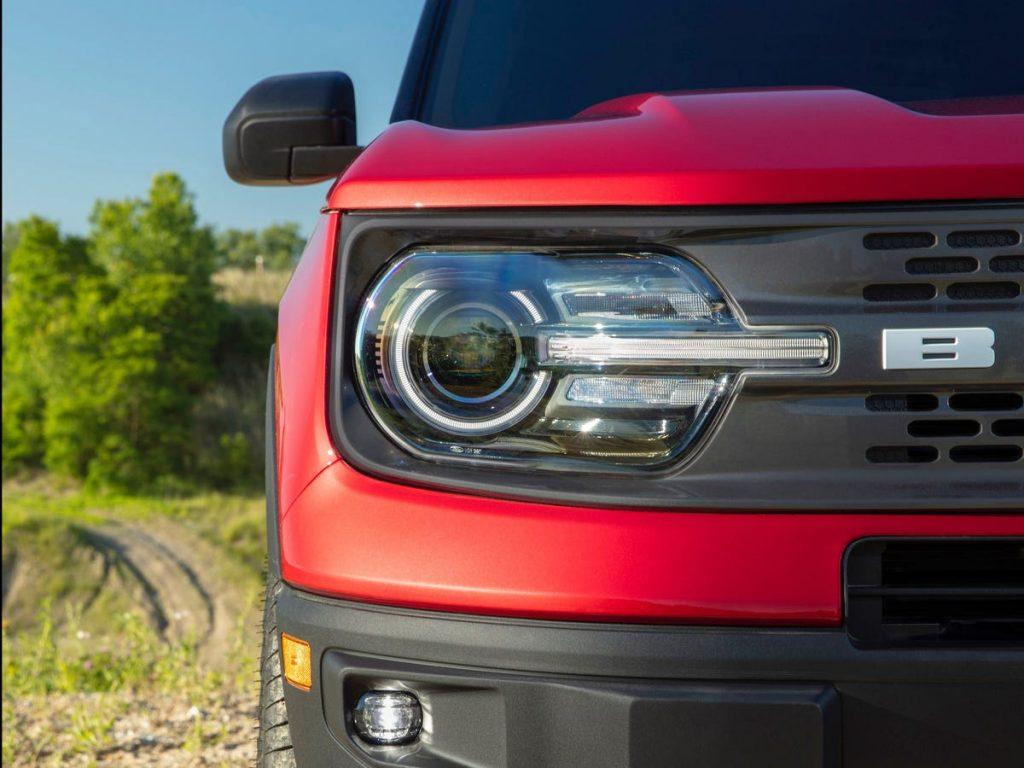 Ford Bronco | Faros | Business Insider México