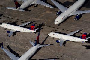 Delta pagó casi 3,000 millones de dólares por parte de Aeroméxico y LATAM; ahora, con ambas empresas en reestructura, debe asumir las pérdidas