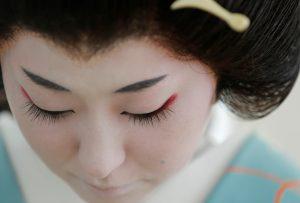 18 fotografías que muestran cómo es la vida de una geisha actualmente