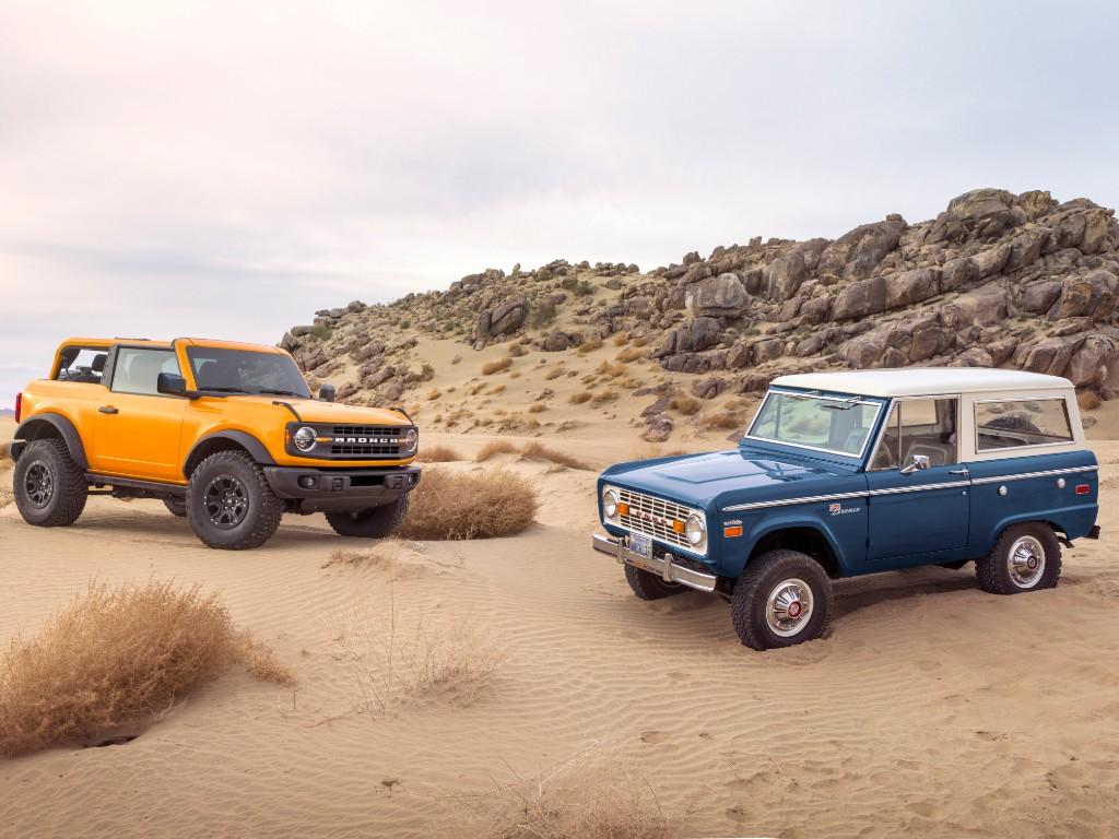 Ford Bronco 2021 México
