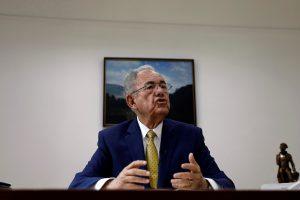 Javier Jiménez Espriú renuncia a la Secretaría de Comunicaciones y Transportes