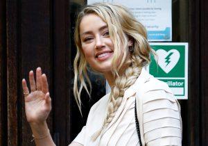 Amber Heard niega haber tenido un romance con Elon Musk y asegura que Johnny Depp amenazó con matarla