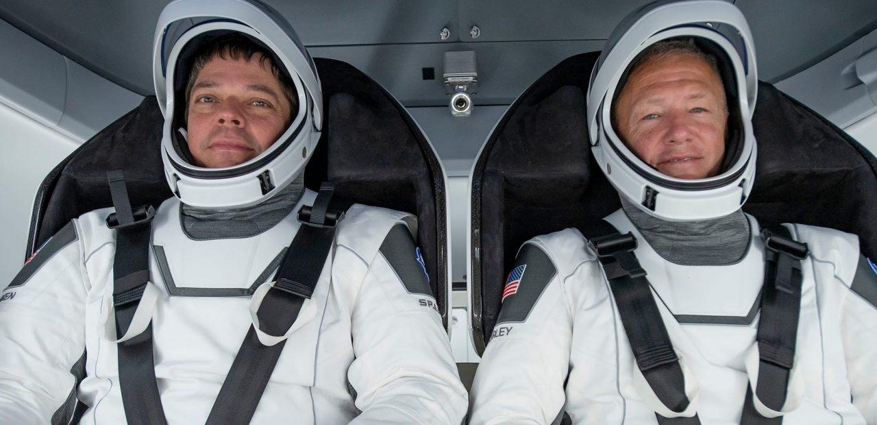 astronautas de spacex |Business Insider México