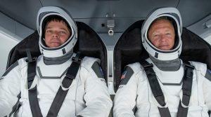 La NASA planea traer astronautas a la Tierra en la nave espacial Crew Dragon de SpaceX el 2 de agosto. El proceso es la mayor preocupación de Elon Musk.