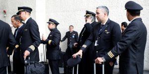 Los pilotos de Aeroméxico acuerdan reducir su salario hasta fines de 2020, como medida de apoyo a la reestructura financiera de la compañía