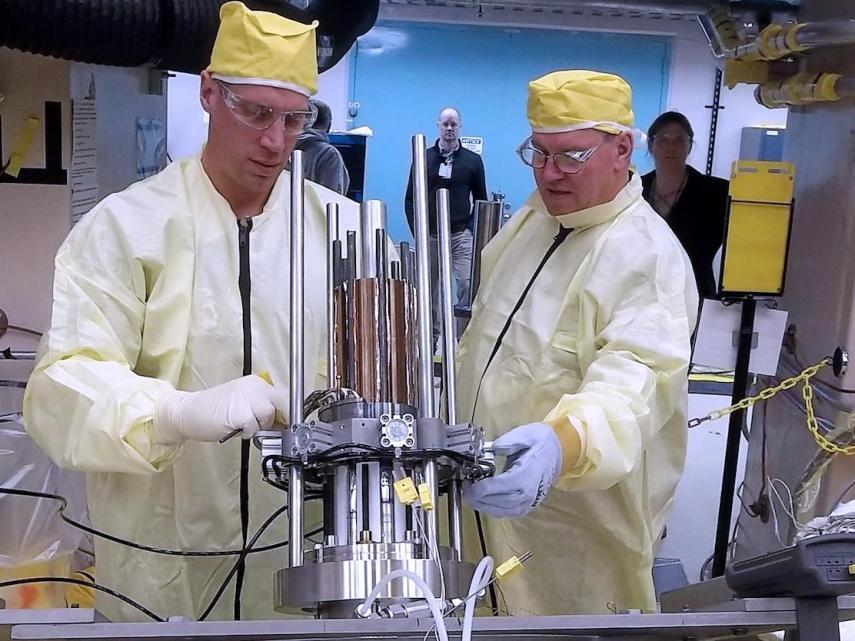tecnico nuclear