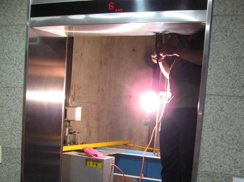 reparar elevador