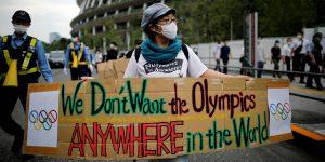 Cada vez menos japoneses quieren que se lleven a cabo las Olimpiadas de Tokio en 2021