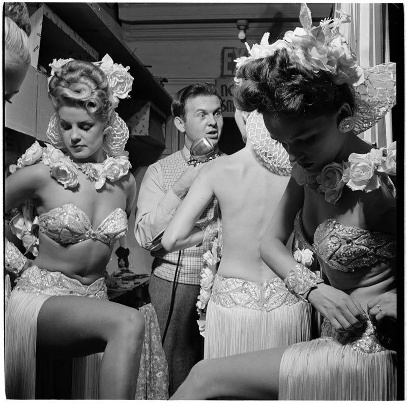 fotos cabaret 1940