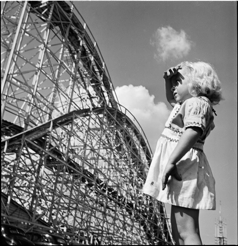 Coney Island 1940