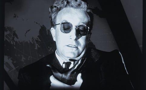 Dr. Strangelove Kubrick