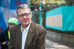José Alfonso Suárez del Real es el nuevo secretario de Gobierno de la CDMX