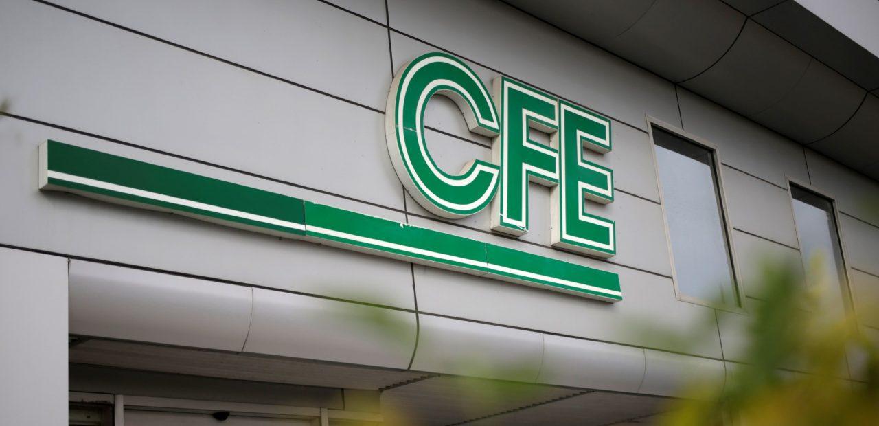 CFE electricidad