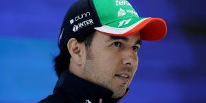 """Sergio """"Checo"""" Pérez da positivo por coronavirus y no correrá el GP de Gran Bretaña"""