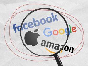 Correos electrónicos recientemente publicados muestran cómo Facebook, Amazon, Apple y Google construyeron sus negocios  implacablemente y consumieron a compañías más pequeñas