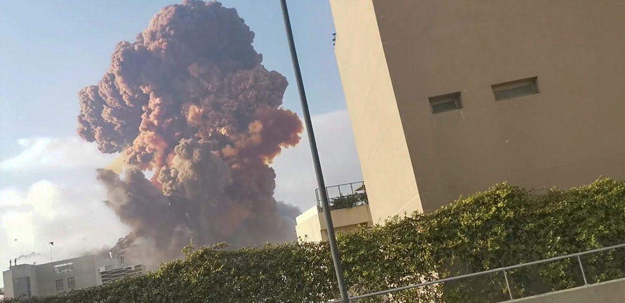 explosión en Beirut Libano | Business Insider México