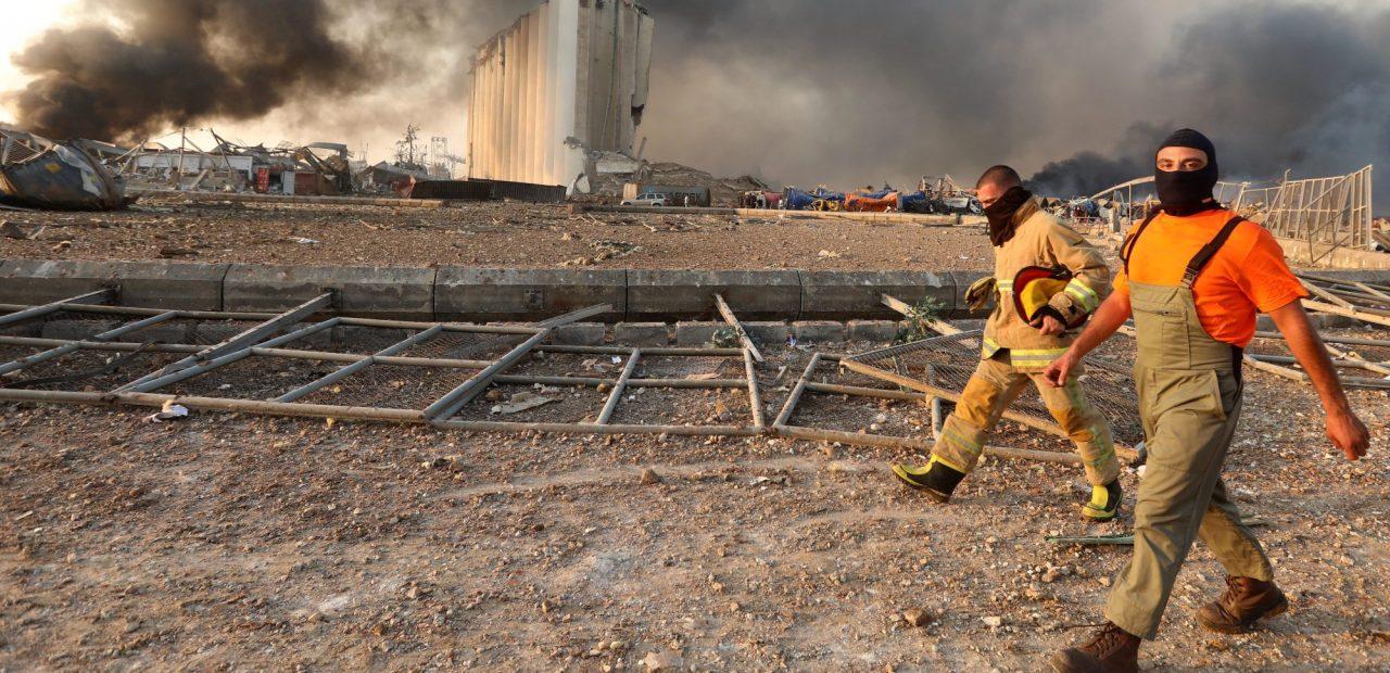 ayudar a líbano beirut| Business Insider México