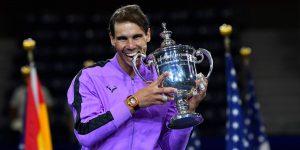 Rafael Nadal no participará en el US Open por la pandemia del coronavirus