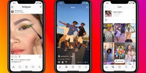 """Facebook lanza Reels, un servicio de videos cortos dentro de Instagram — y que parece una """"copia"""" de TikTok"""