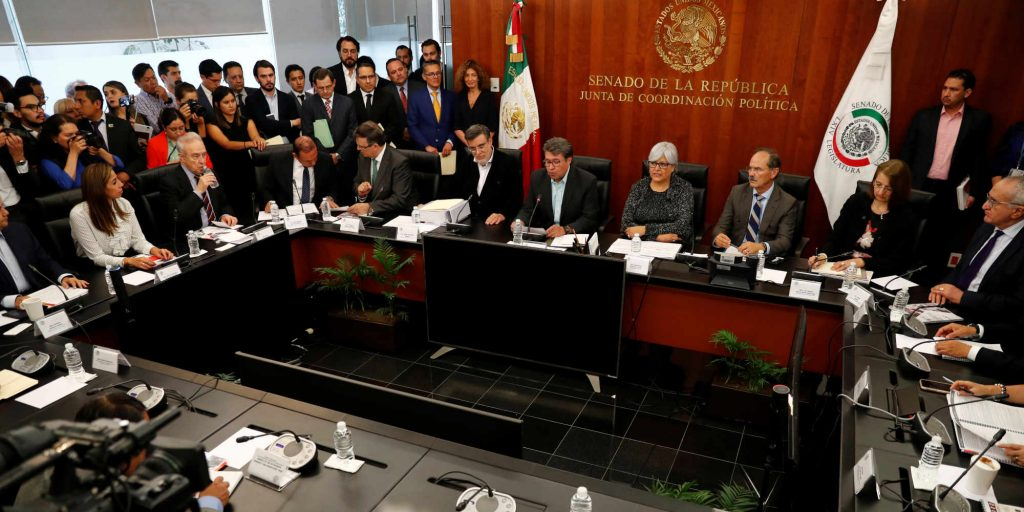 empleo en México gobierno