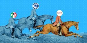 Morena, PAN o el PRI, ¿por quién van a votar los mexicanos en las siguientes elecciones?