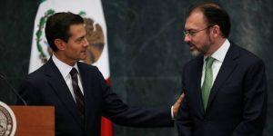 Emilio Lozoya dice que Peña Nieto y Videgaray lo obligaron a recibir 100 millones de pesos en sobornos – serán llamados a declarar en caso de ser necesario, señala la FGR